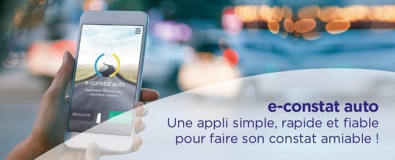 Application e-constat